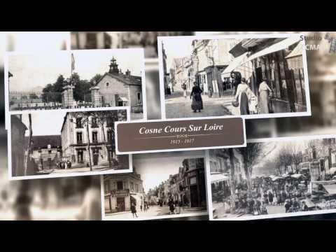 Voyage dans le temps de 1899 - 1988 à Cosne Cours sur Loire (reupload)