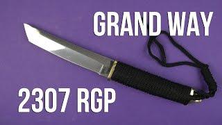 Розпакування Grand Way 2307 RGP