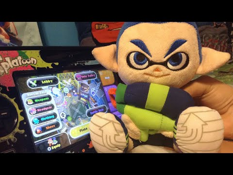 Sonmikling and plush ep 38: Inkling boy becomes a Youtuber