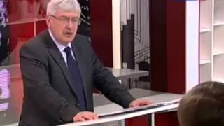 Суть и природа российской власти в 2х минутах - историк РАН Юрий Пивоваров