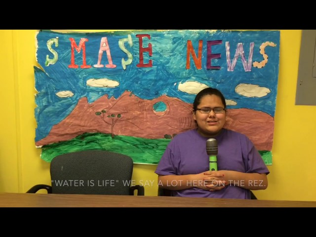 Brianna Presents! Water Problems at St. Michael's Special Needs School