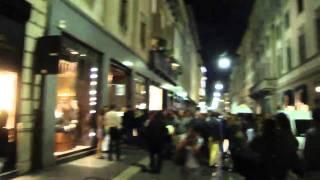 Vogue Fashion's Night Out: la notte più glam di Milano (Via Montenapoleone)