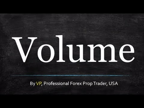Forex Volume Indicator - Our Oxygen Meter
