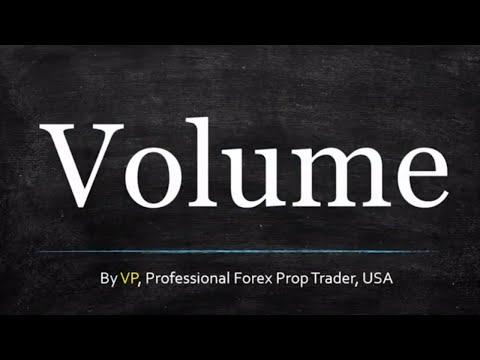 Different volume forex indicators youtube
