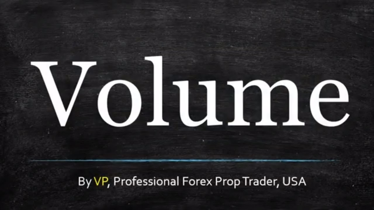 Forex Volume Indicator Our Oxygen Meter Youtube