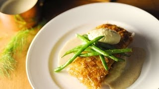 Phyllo-crusted Sole With Mashed Potatoes Recipe With Michelle Branch -- Cook Taste Eat Ep. 1