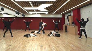 [J.Y. Park - Fever] dance practice mirrored (short ver.)