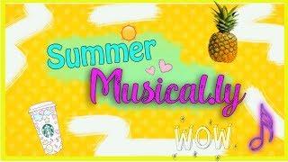 популярная летняя музыка Musical.ly/Популярные песни Musical.ly