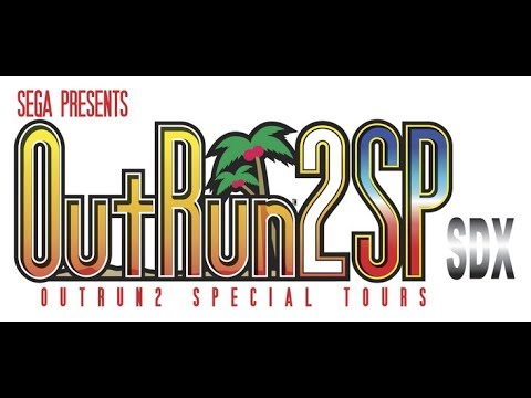 Outrun 2 Special Tours Super Deluxe Lindbergh
