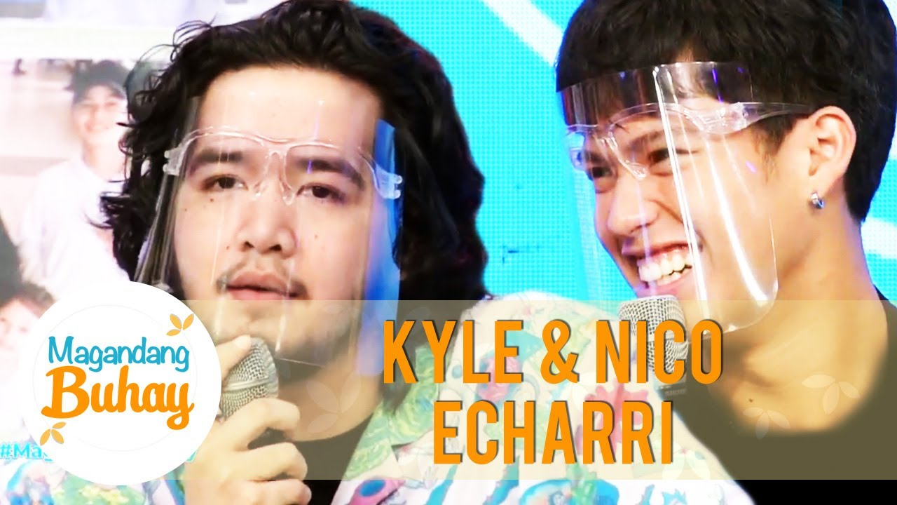 Nico reveals why he is annoyed with Kyle | Magandang Buhay