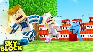 NAJWIĘKSZY FAIL!  | Minecraft Skyblock S2 #10