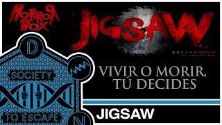 JigSaw - Horror Box Escape Room - Barcelona