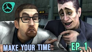 [SFM] Make Your Time - Episode 1: Inbound (Half-Life/Black Mesa Machinima Series)