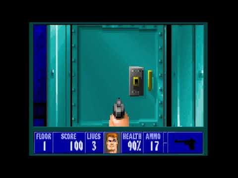 Grumpy Man Tech and Gaming | Wolfenstein 3D Ep. 1 |