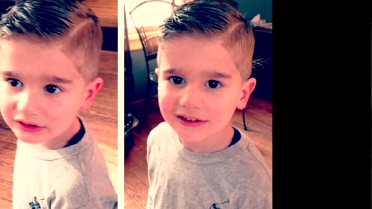 Model Rambut Anak Laki Usia 3-6 Tahun - YouTube