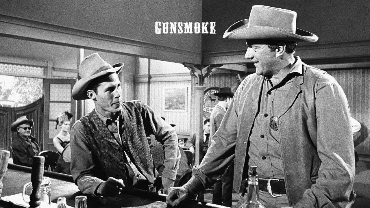 Gunsmoke Old Time Radio Mr And Mrs Amber Helen Kleeb 0403