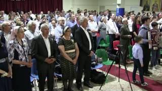 MIREASA SI MIRE Oastea Domnului Iulian si Loredana Roma, 29.05.2016