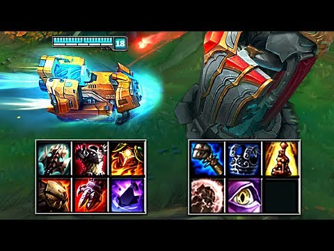 INTING SION vs TURRET FULL BUILD FIGHTS & Best Moments!