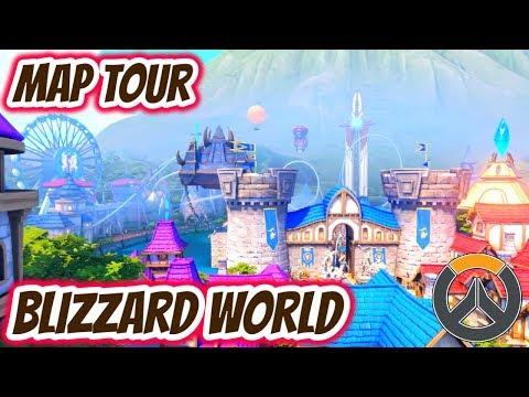 Overwatch | Blizzard World Map Tour
