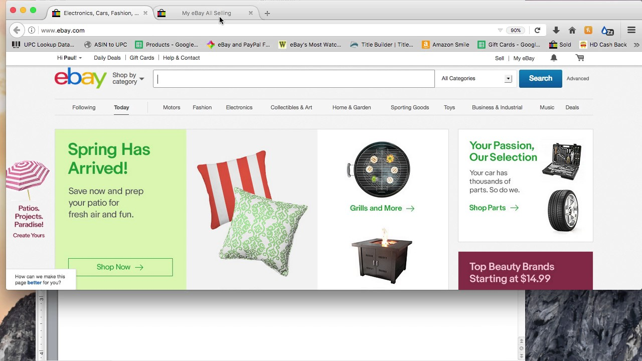 Ebay Selling Limit Hacks And Tricks Part 1 2 Youtube