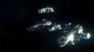 Star Citizen PTU 3.2 Alpha Patch 3.2 600i and Prospector Group Mining - Co-op Tests