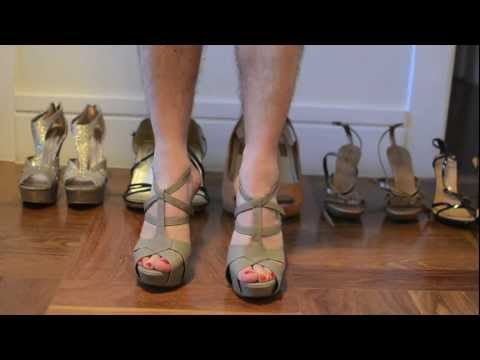 Foot fetish, Platform Shoes, High Heels 55 from YouTube · Duration:  50 seconds