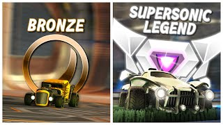 How To Rank Up In Rocket League (Bronze - Supersonic Legend)