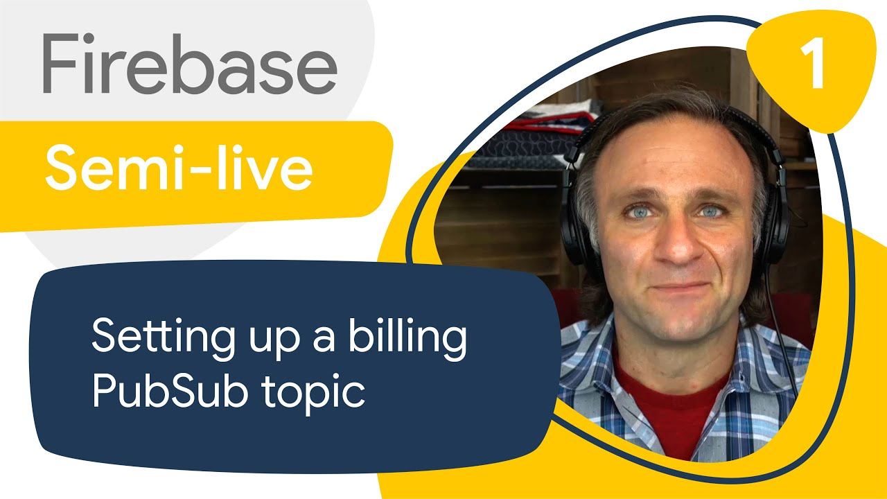 Cap Your Firebase Spending: Setting up a Billing PubSub Topic