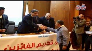 أخبار الرياضة تحتفل بعيدها السابع والعشرون بحضور ياسر رزق ورموز الرياضة المصرية