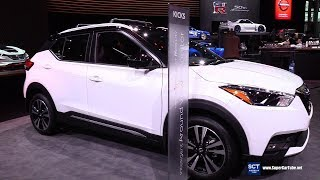 2019 Nissan Kicks Sr - Exterior And Interior Walkaround - 2019 New York Auto Show