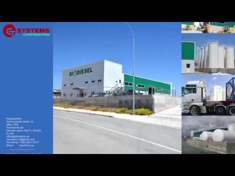 Biodiesel Plants