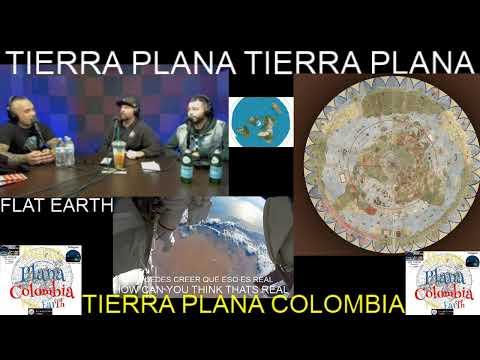 FLAT EARTH TIERRA PLANA EDDIE BRAVO thumbnail