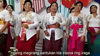 Lagu Rohani Daerah Bali Ngiring Megirang - Stafaband