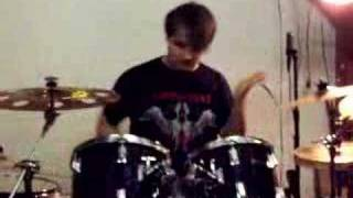 "Drum Solo Improv  (a little ""Good Times Bad Times"" too)"