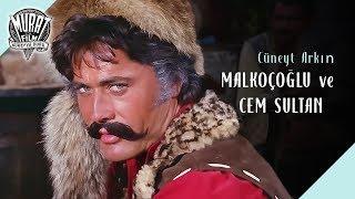 Malkoçoğlu ve Cem Sultan - Cüneyt Arkın | FULL HD