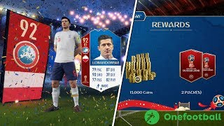 WORLD CUP MODE STYLE POLAND SQUAD BUILDER! Fifa 18 Ultimate Team