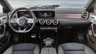 2020 Mercedes CLA Edition - INTERIOR