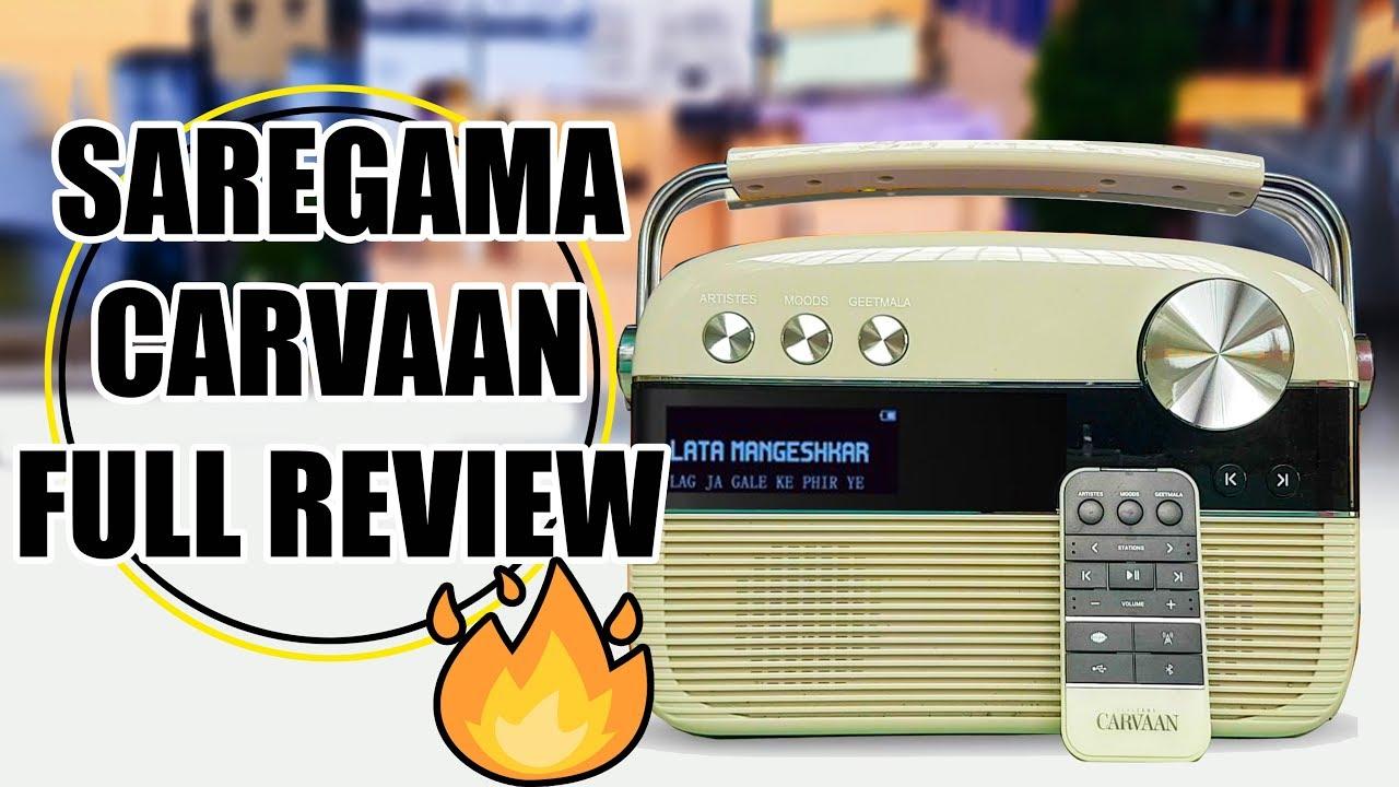 Saregama Carvaan Unboxing & Full Review - Geetmala Review - [ हिंदी/Urdu ]