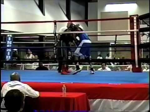 LaVonte Earley (NC) vs. Reginald Hinson (SC), Battle of the Carolinas 2014, Charlotte