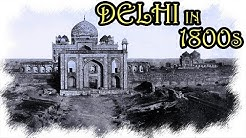 Delhi in 1800s | Old & Rare Photos | Time Travel | Vintage | Historical | Archives |