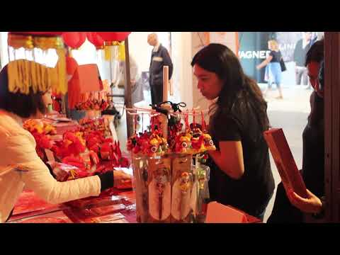 20170627 Chinese crafts in Denmark - 哥本哈根中国文化中心 China Cultural Center