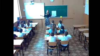 Видео урок 1