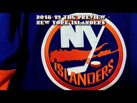 2018-19 New York Islanders Season Preview