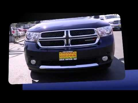 2013 Dodge Durango SXT in Tacoma, WA 98409