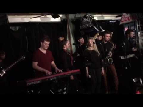"Bianca Muñiz Band Performs ""Scary Dreams"" at Desmond's, NYC 10.20.16"
