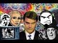 CREEM STREEM #3 Ben Shapiro- Disney on Acid- & 3 Stooges