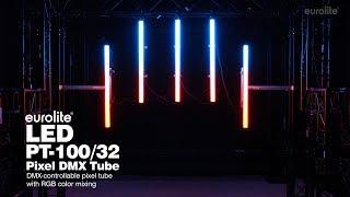 EUROLITE LED PT-100/32 Pixel DMX Tube