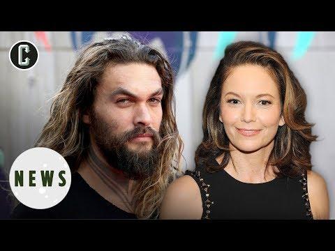 DCEU Stars Jason Momoa, Diane Lane Line Up New TV Shows