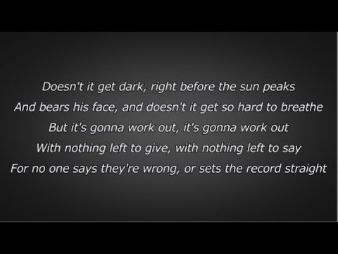 Chance The Rapper - Work Out (Lyrics)