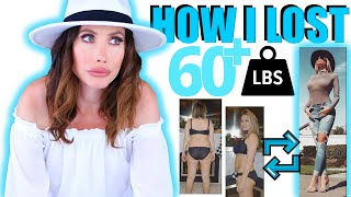 How I Lost 60 lbs.